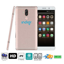 Unlocked GSM 4G LTE Smartphone( Android 7.0 + OctaCore @ 1.3GHz + 6-inch Screen)