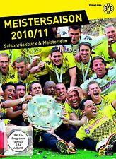 BVB Borussia Dortmund, Meistersaison 2010/11, Saisonrückblick Meisterfeier 2 DVD