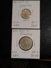 New listing Turkey Ottoman Coins Sultan Mahmud Ii. Ah-1223-21-20-Para-Piastr e