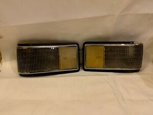 1989 – 1993 Cadillac Deville Fleetwood Turn Signal Cornering Lights