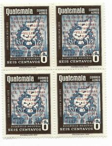 GUATEMALA 1963 PRESIDENT MEETTING, KENNEDY INDUSTRY  SCOTT C266
