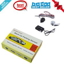 U301 Auto Electromagnetic Back-Up Parking Assistance Sensor System Black NEW