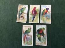 Birds Collectable Player's Cigarette Cards (Pre-1918)