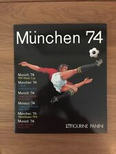 OFFICIAL PANINI Album World Cup Mexico 1970 Complete, reprint. Mint condition.