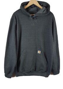 Carhartt Mens Hoodie Size M Medium Hooded Original Fit Sweater Sweatshirt Jumper