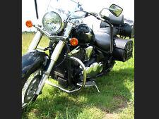 S) Kawasaki Vulcan VN 900 Highway Paramotore Protezione Motore Acciaio Inox