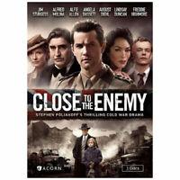Close To The Enemy: Season 1 DVD Alfie Allen