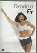 Davina Fit Exercise Fitness DVD FREE SHIPPING