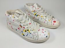 Zara girls funky hi top trainers uk 1.5 eu 33