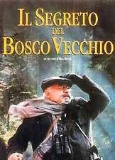 IL SEGRETO DEL BOSCO VECCHIO  DVD FANTASTICO