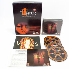 The 11th Hour for PC by Trilobyte, Big Box, 1995, Mystery, CIB, VGC