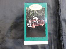 Vintage 1996 Hallmark Ornament Murray Steelcraft Auburn New In Box Kiddie Car