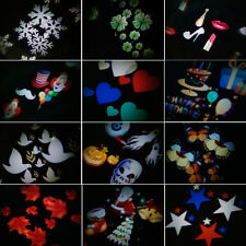 Halloween Birthday Christmas Party Waterproof LED Landscape Projection Light US