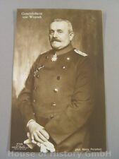 113052, GENERALOBERST VON WOYRSCH, Liersch Postkarte 7149