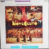 ENNIO MORRICONE OST 1900 LP Italy 1976