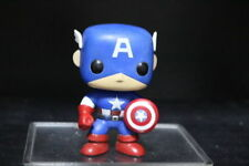 Funko Pop Vinyl Figure DC Comics Marvel - Captain America Bobble Head #06