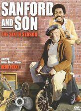 Sanford and Son - The Sixth Season 6 (DVD 3 disc) Redd Foxx, Demond Wilson NEW