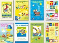 100 Kommunionkarten Kommunionskarten Glückwunschkarten Kommunion SK 3014