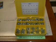 475 pc Metric Nut & Bolt Set 6-12mm, 18 sizes MBA475
