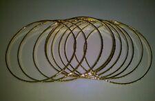 Signature Cute Gold Tone Bracelets!