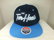 North Carolina Tar Heels COLLEGE RETRO VINTAGE SNAPBACK HAT CAP By Zephyr