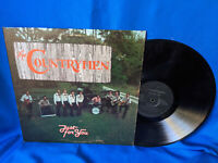 The Countrymen LP Just for You Split Rail Private Nashville, Indiana Country