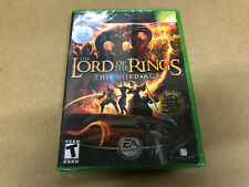 Lord of the Rings: The Third Age (Microsoft Xbox, 2004) new
