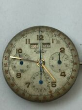 Vintage Breitling Datora Movement and Dial