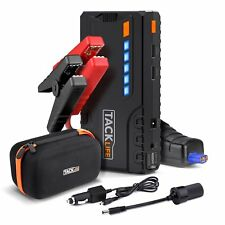 Car Instant Engine Start Jump Starter 600A Peak USB Charging Ports Power Bank
