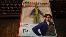 Big Bang Theory Series 1 Raj Figure Unopened