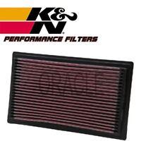 K&N HIGH FLOW AIR FILTER 33-2075 FOR SUZUKI SWIFT IV 1.6 136 BHP 2012-