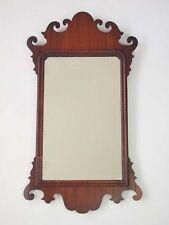 Mahogany Regency Antique Mirrors