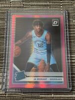 🔥Rookie of the Year🔥 2019-20 Optic Ja Morant Hyper Pink Prizm RC Grizzlies