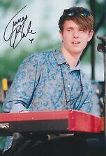James Blake Hand Signed 12x8 Photo.