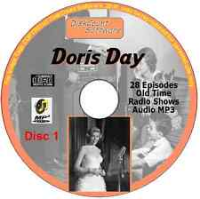 Doris Day - 71 Old Time Radio Shows MP3Audio 3 CDs over 26 hours of playing time