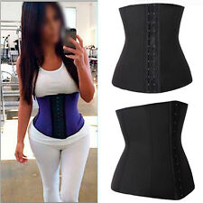 Slimming Waist Trainer Shaper Tummy Control Corset Underbust Trimmer Shapewear