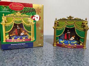 Carlton Cards 2006 PHANTOM OF THE OPERA Musical Ornament/Collectible #174