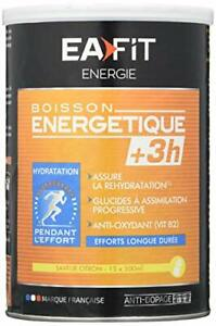 Eafit Boisson energétique +3H Citron 500 g RPV0000913