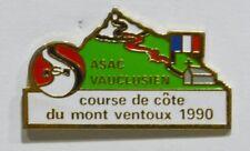 PINS AUTO ASAC VAUCLUSIEN COURSE COTE VENTOUX 1990 VAUCLUSE 84