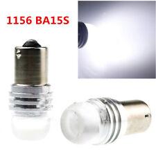 1156 BA15S Socket P21W CREE Q5 Auto Car Backup LED Reverse Light Lamp Bulb White