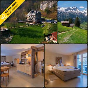 Kurzurlaub Schweiz Haslital 4 Tage 2 Personen Hotel Suite Hotelgutschein Urlaub
