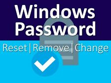 2019 Password Reset Disk Recovery Password Removal Windows XP VISTA 7 8 10