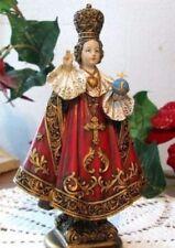 Jesus Statue 4 inch Infant of Prague Incredible Detail Indoor Outdoor Resin