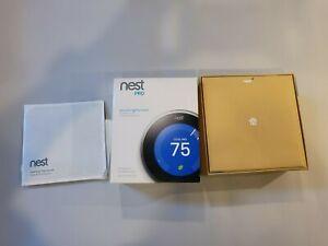 NEST Programmable Thermostat Model A0013