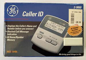 Vintage General Electric Caller ID 2-9060  NIB - GE
