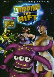 Tripping the Rift: The Complete Third Season DVD 2007