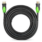 High Speed 25 ft CL3 HDMI LEAD CABLE v1.4 1080P HD for BLU RAY PS3 LCD Xbox 360