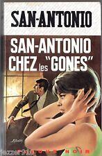SAN-ANTONIO n°321 - san-antonio chez les gones - 1968 C