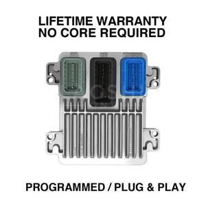 Engine Computer Programmed Plug&Play 2007 Isuzu Ascender 4.2L PCM ECM ECU