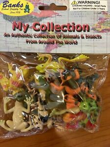12 Plastic 1.5 Inch Frogs Figure Model Educational Animal Toys